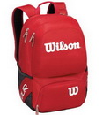 WILSON TOUR V RED BACKPACK SMALL ТЕННИСНЫЙ РЮКЗАК