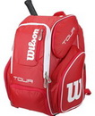 WILSON TOUR V BACKPACK LARGE RED/BLUE ТЕННИСНЫЙ РЮКЗАК