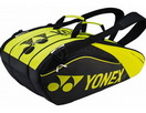 YONEX СУМКА ТЕННИСНАЯ PRO SERIES YELLOW/ BLACK 9-PACK (BAG8829EX)